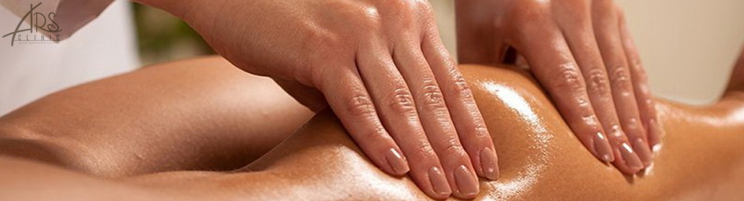Лимфодренажный массаж тела