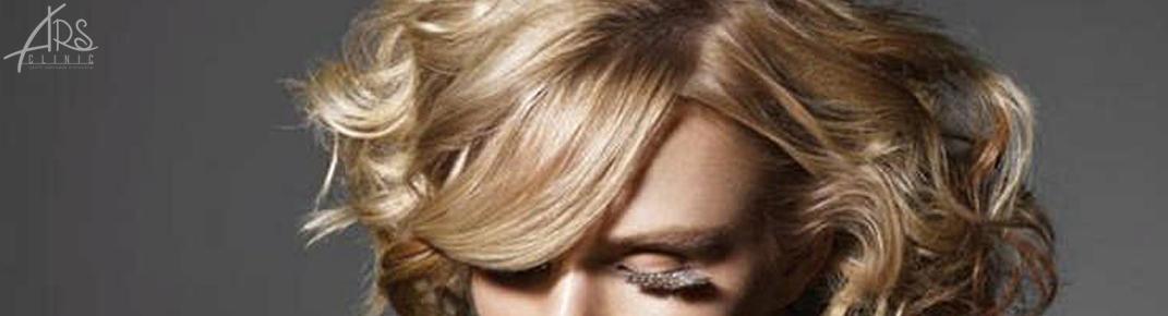 Праздничная укладка волос